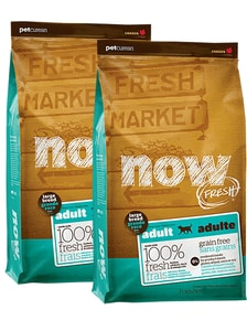NOW! Fresh Adult Large Breed 2 x 11,4 kg