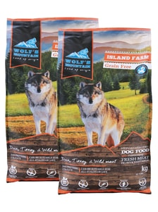 Wolf's Mountain Island Farm  2 x 12,5 kg