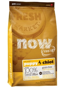 NOW! FRESH Grain Free Puppy 2,72 kg