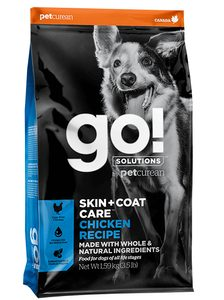 GO! Skin&Coat Care Chicken 11,4 kg