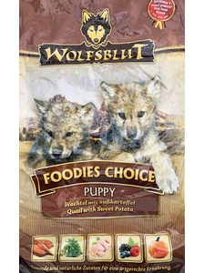 Wolfsblut Foodies Choice Puppy 15 kg