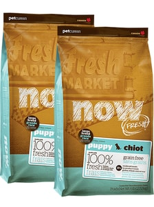 NOW! Fresh Large Breed Puppy 2 x 11,4 kg