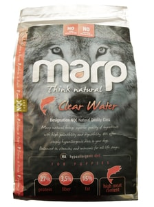 Marp Natural - Clear Water 2 kg