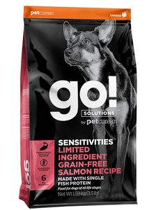 GO! Sensitivity + Shine LID Salmon 10 kg