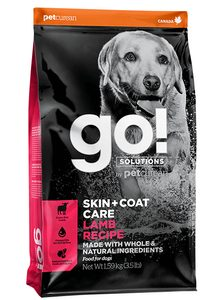 GO! Skin&Coat Lamb Dog Food 11,4kg