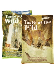 Taste of the Wild Rocky Mountain 6,6 kg + Canyon River 7 kg