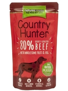 Natures Menu Grass Grazed Beef 150 g