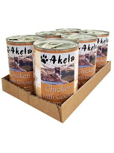 Konzerva Akela Grain Free Chicken with Goose 6 x 400 g