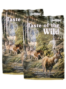 Taste of the Wild Pine Forest 2 x 12,2 kg