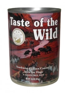 Taste of the Wild Southwest Canyon konzerva 380 g