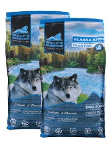 Wolf's Mountain Alaska River 2 x 12,5 kg