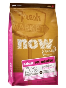 NOW! FRESH Grain Free Cat Adult 7,26 kg