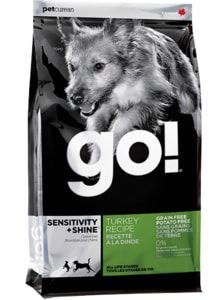 GO! Sensitivity + Shine LID Turkey 2,72 kg