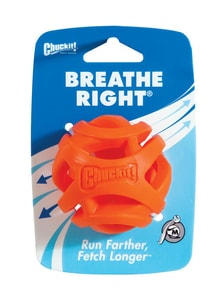 Chuckit! Míček Breathe Right Medium 6,5 cm
