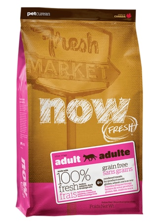 NOW! FRESH Grain Free Cat Adult 3,63 kg