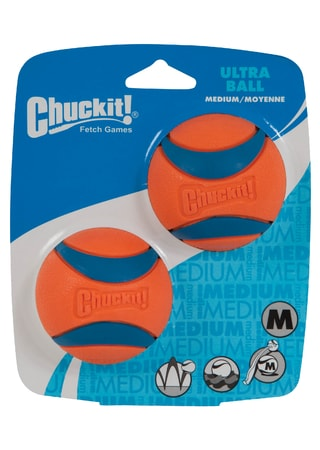 Míček Chuckit! Ultra Ball 6,5 cm 2 ks