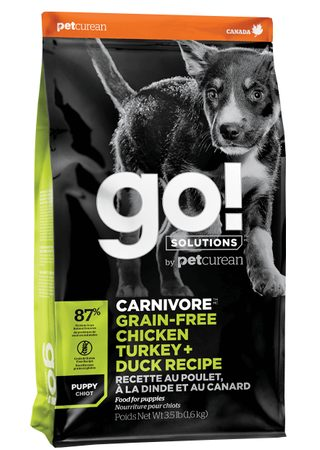 GO! Carnivore GrainFree Puppy Dog Food 1,6 kg