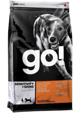 GO! Sensitivity + Shine Salmon 2,72 kg