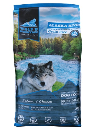 Wolf's Mountain Alaska River 12 kg