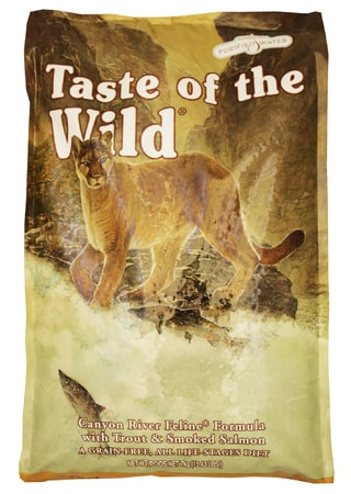 Taste of the Wild Canyon River 7 kg