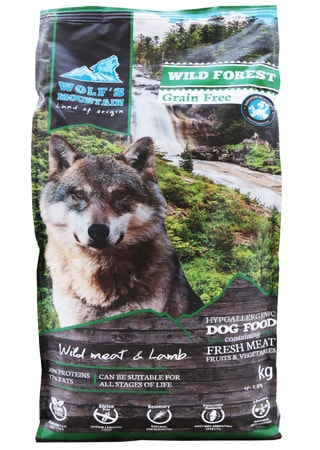 Wolf's Mountain Wild Forest 12,5 kg