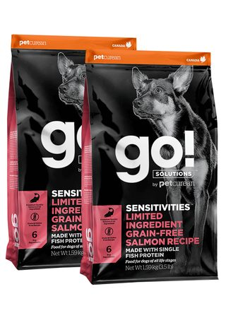 GO! Sensitivity + Shine LID Salmon  2 x 10 kg