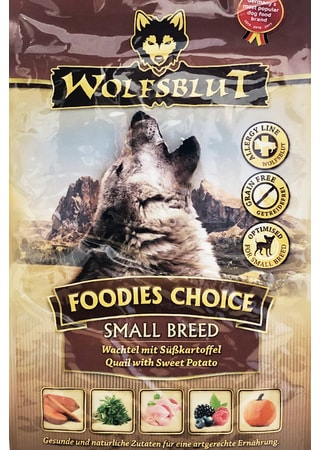 Wolfsblut Foodies Choice Small Breed 2 kg