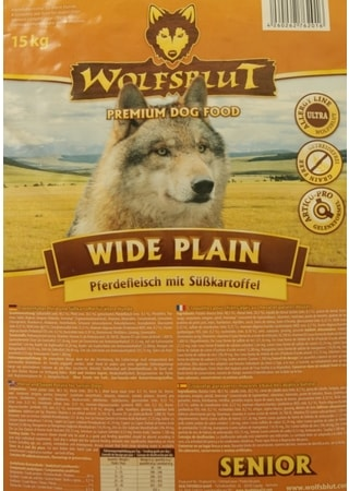 Wolfsblut Wide Plain Senior 2 kg