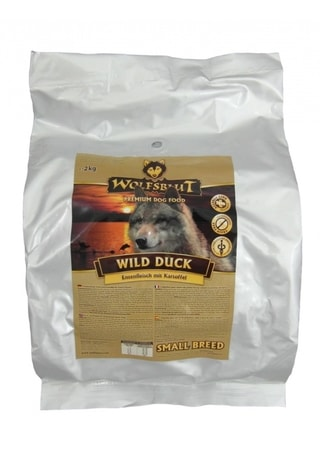 Wolfsblut Wild Duck Small Breed 2 kg