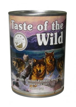 Taste of the Wild Wetlands konzerva 380 g