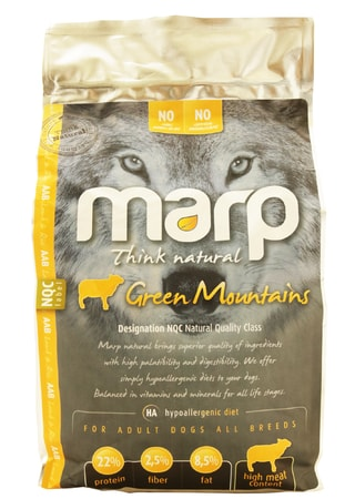 Marp Natural - Green Mountains 2 kg