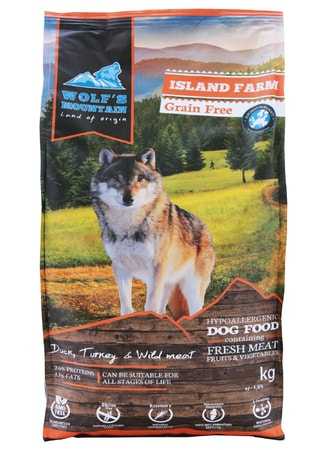 Wolf's Mountain Island Farm 12,5 kg