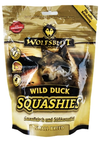 Wolfsblut Squashies Wild Duck Small Breed 350g