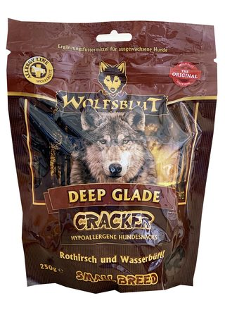 Wolfsblut Cracker Deep Glade Small Breed 250 g