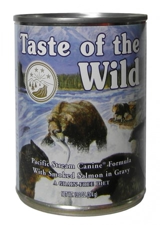 Taste of the Wild Pacific Stream konzerva 380 g