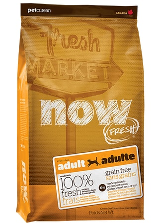 NOW! FRESH Grain Free Adult Dog 11,4 kg