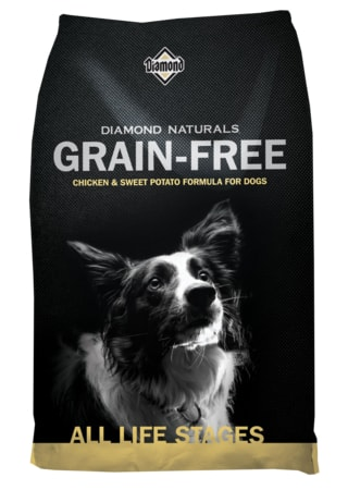 Diamond Naturals Grain-Free Chicken & Sweet Potato 2,27 kg