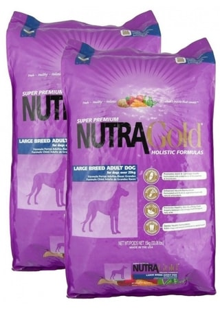 Nutra Gold Large Breed Adult 2 x 15 kg