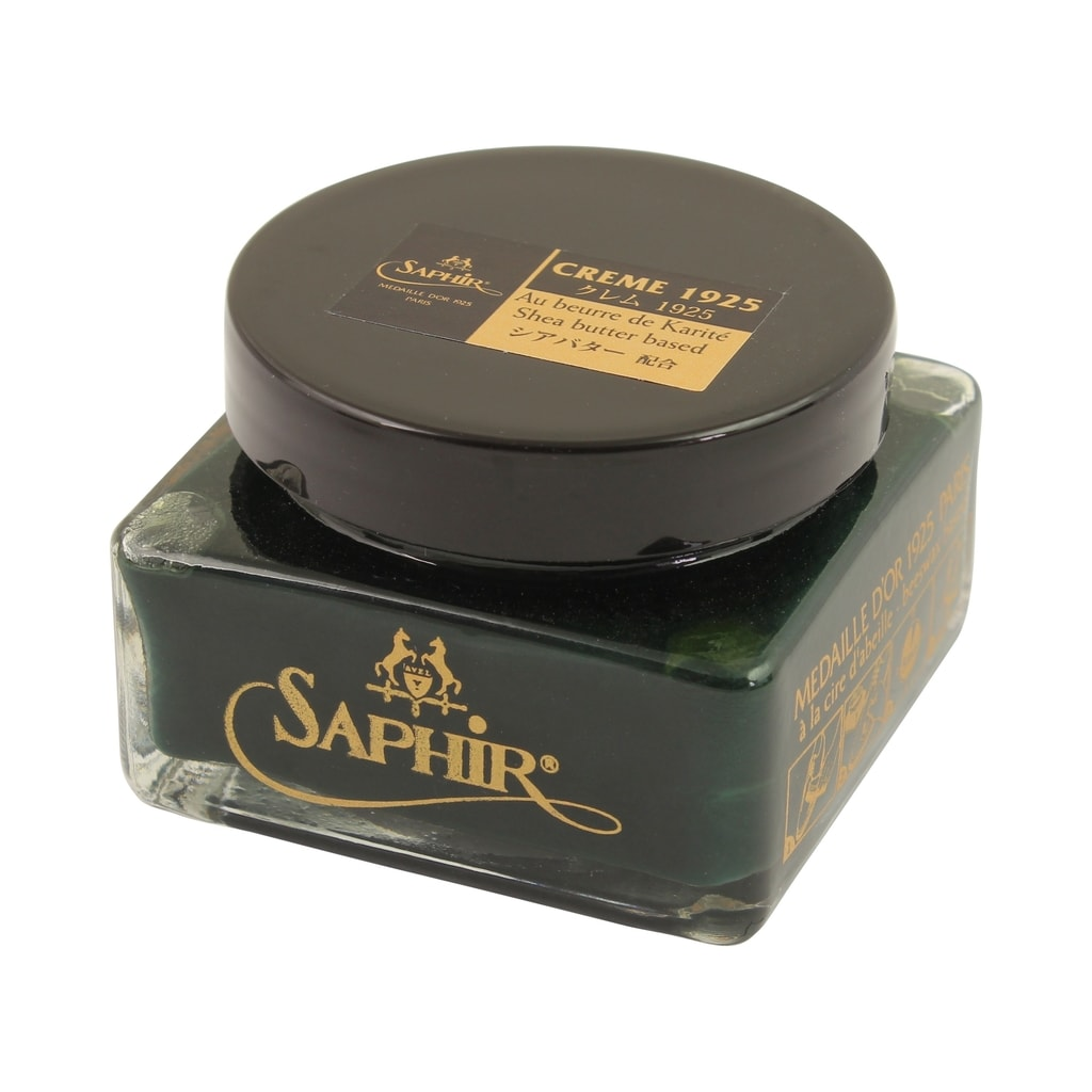 dabfb997f Gentleman Store - Krém na topánky Saphir Pommadier - tmavo zelený 75 ...
