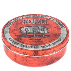 Reuzel Red Water Soluble High Sheen - pomáda na vlasy (340 g)