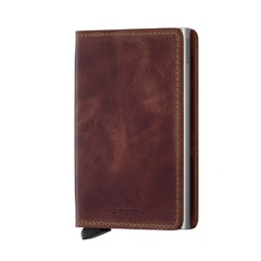 Secrid Slimwallet Vintage - Brown