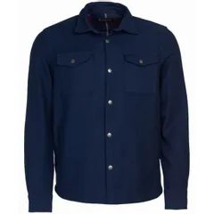 Overshirt Barbour Cannich - navy