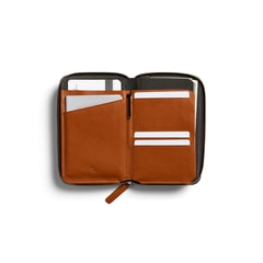 Bellroy Travel Folio - Caramel