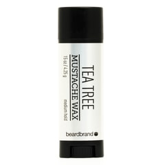 Vosk na fúzy BeardBrand Tea Tree (4,25 g)