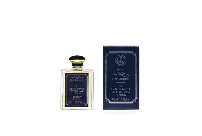 Voda po holení Taylor of Old Bond Street Mr. Taylor's (100 ml)