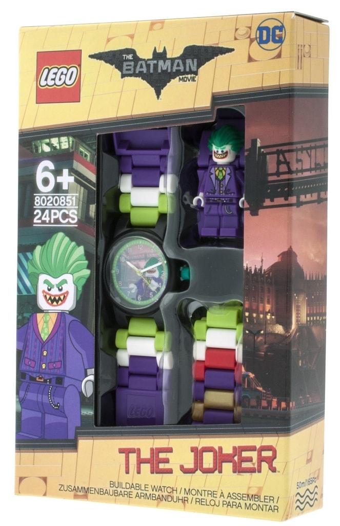 Lego Batman Movie Joker karóra 8020851