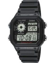 Hodinky Casio Collection AE-1200WH-1AVEF