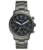 Hodinky Fossil Goodwin Chronograph FS5518