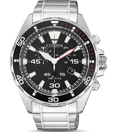 Hodinky Citizen Eco-drive Chronograph AT2430-80E
