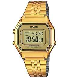 Hodinky Casio Retro Collection LA680WGA-9DF